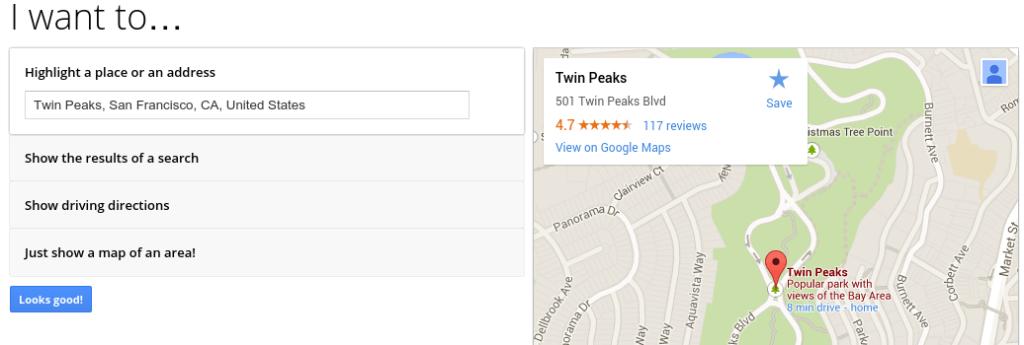 Google Maps Embed API — Google Developers (1)
